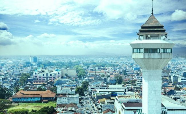 Bandung West Java About My City Bandung