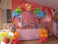 Baby Shower Candy Station | Tary Shower Ideas | Pinterest