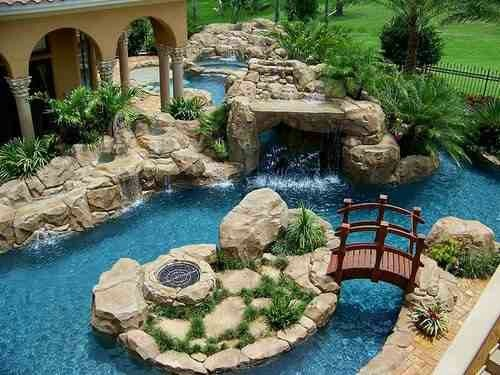 Awesome backyard!!!