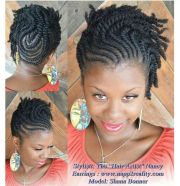 cornrows - braids hairstyles