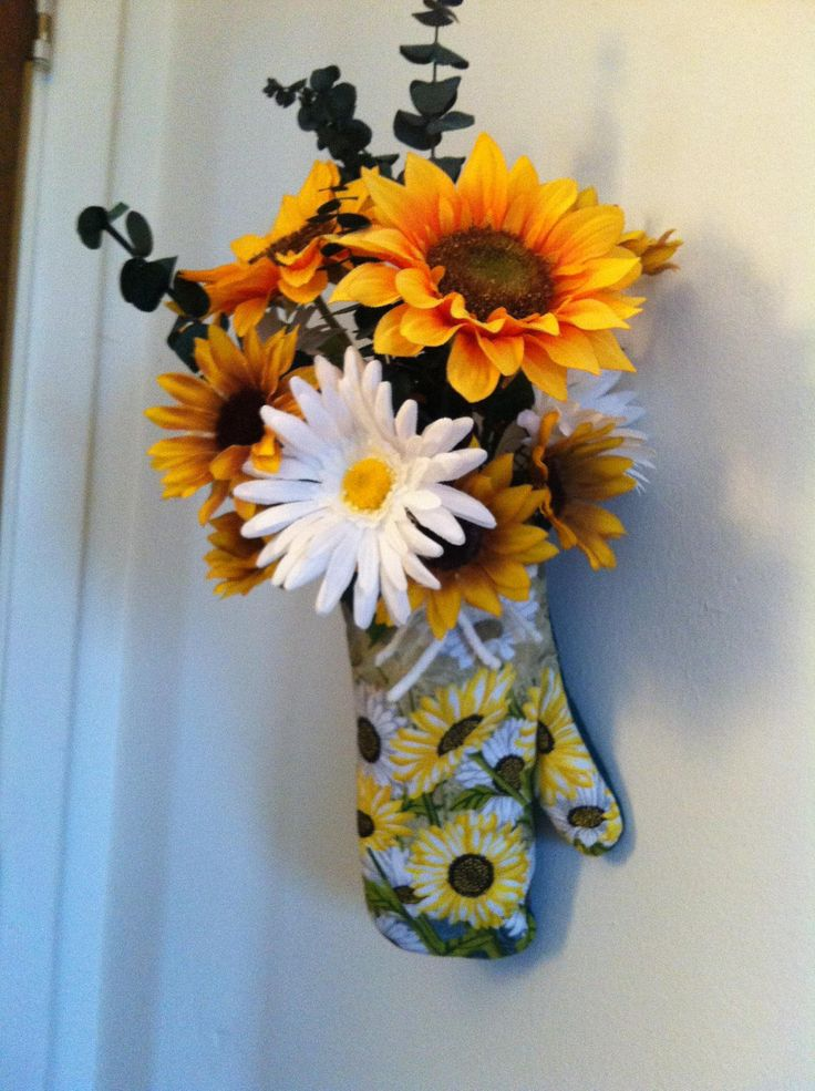 Cute idea Sunflower Kitchen Decor  home decorating