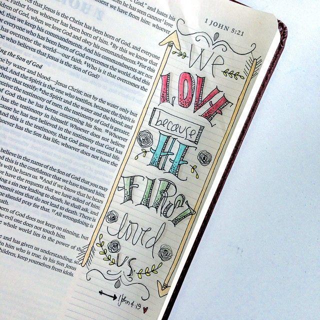gretasutherland.com #biblejournaling #faith #creativity