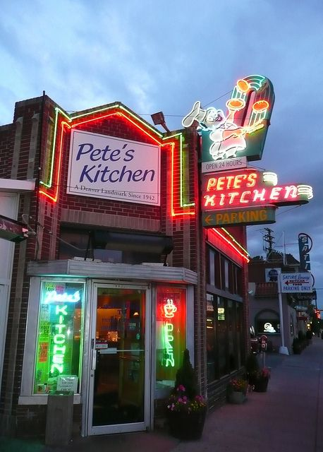 Denver Colorado Pete Kitchen Places Like