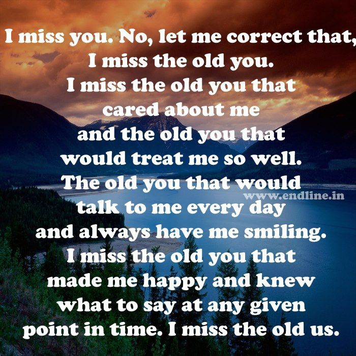Quotes Miss Old I Me