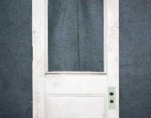 Half Glass Pantry Door