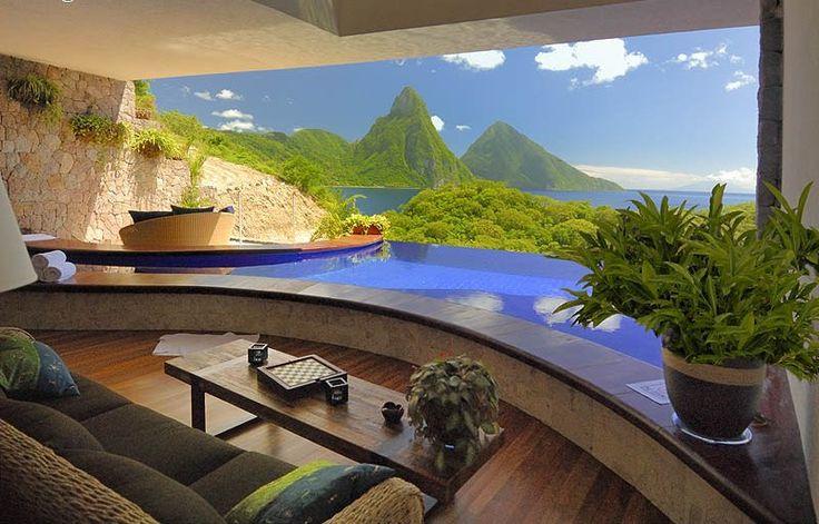 Saint Lucia, CARAIBE