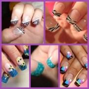 hard cute nail design nails