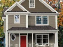 Creative Exterior Paint Color Schemes for Unique House ...