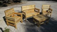 Pallet Board outdoor furniture | Pallet boards! | Pinterest