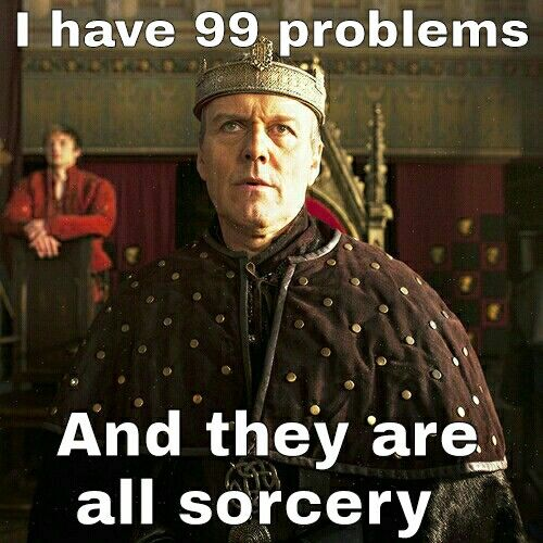 Things Only Fandoms Will Understand Merlin Edition Thoughts