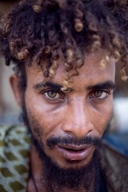 Man from the Gulf of Aden, Yemen