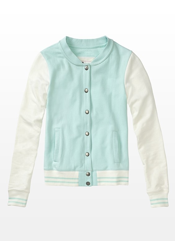 GRG Fleece Varsity Jacket - Garage