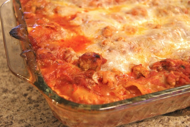 overnight easy and healthy lasagna favorite recipes pinterest