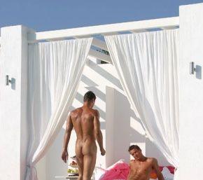 nude swimming pool london 2012