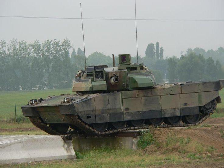 LeClerc tank  Weapons  Pinterest