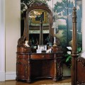 Pulaski furniture 2 piece bedroom vanity edwardian
