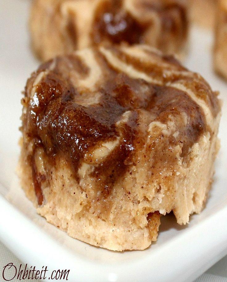 ~Cinnamon Roll Fudge