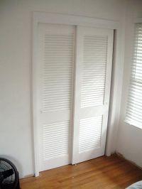 Louvered Sliding Closet Doors | Car Interior Design