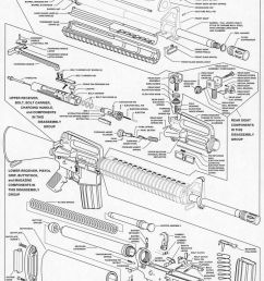 ar 15 exploded diagram ar free engine image for user manual download mosin m44 exploded diagram ar 15 exploded view poster [ 735 x 1082 Pixel ]
