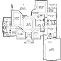 House Plans Safe Room