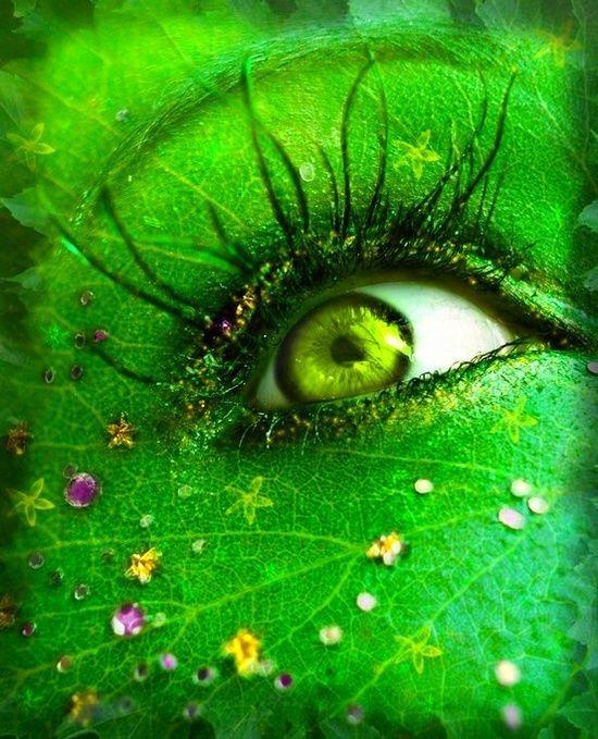 Mystical Eye.....
