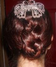 english braid hair styles & braids