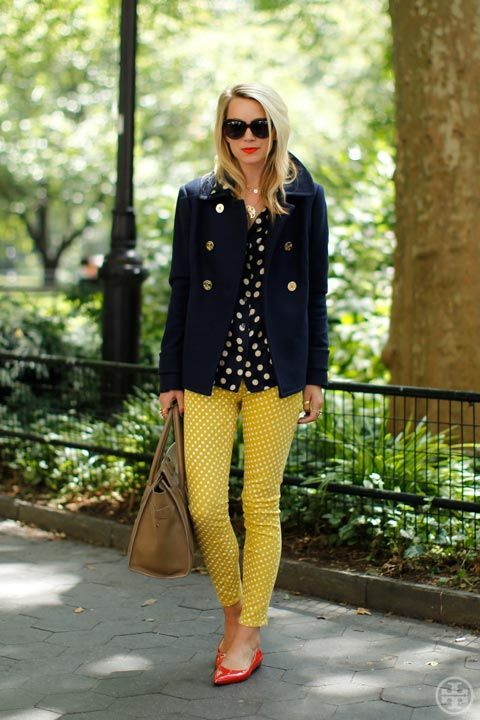 Blair Eadie On: Fall Essentials ... Thanks for the feature @Tory Burch