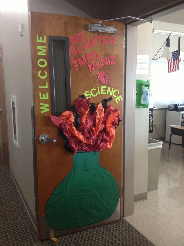 Door decoration science