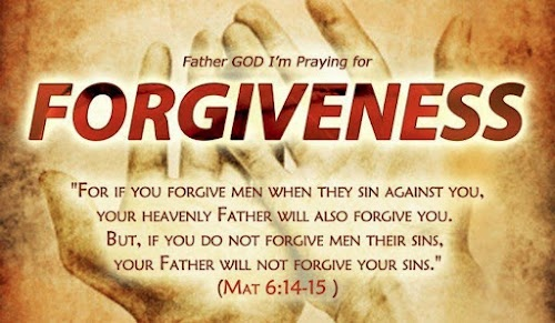 Heavenly Father Forgive