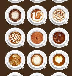 coffee art photos coffee art [ 736 x 1228 Pixel ]