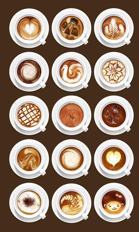hight resolution of coffee art photos coffee art