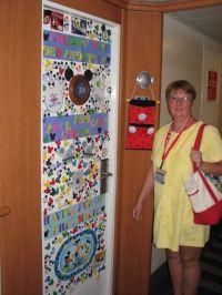 Printable Disney Cruise Door Decorations | Joy Studio ...