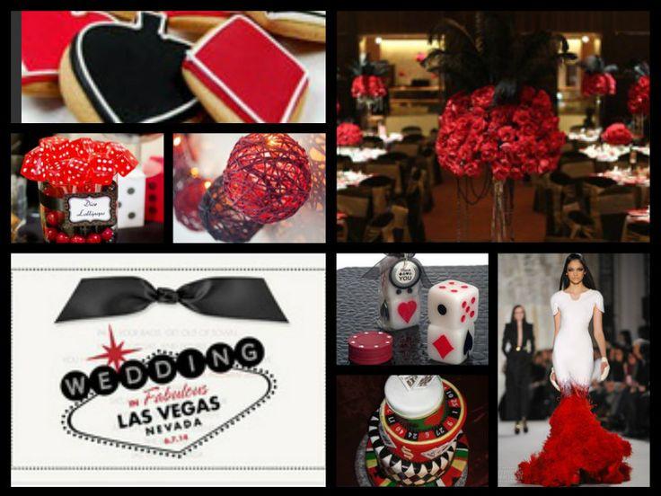 Las Vegas wedding theme  Our Big Day  Pinterest