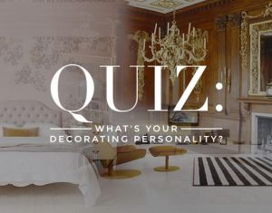 What Is My Home Decor Style Quiz