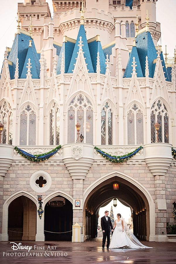 Celebrate your happily ever after in the most magical way at Walt Disney World