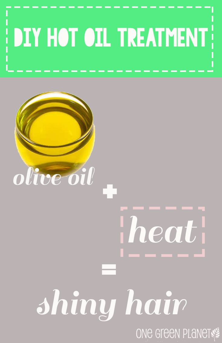 Holy Shiny Hair! Try This Easy, Super Inexpensive DIY Hot Oil Hair Treatment http://onegr.pl/1lkMNgC #diybeauty