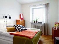modern-retro bedroom design | Mid-Century Modern | Pinterest