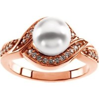 Rose Gold Ring: Rose Gold Rings Amazon