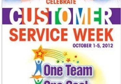 Ideas For Customer Service Week
