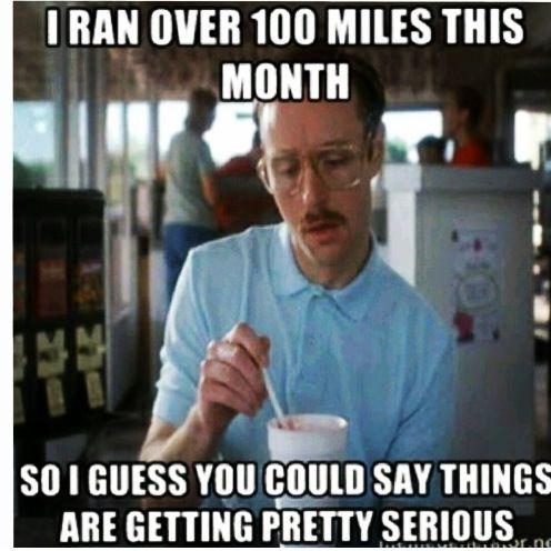 Running humor!