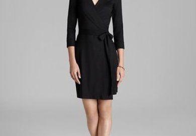 Dvf Mini Wrap Dress Shopstyle