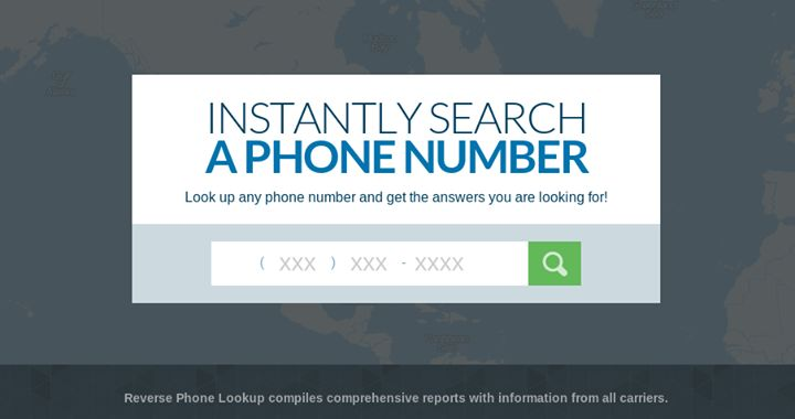 Reverse Phone Lookup Yellow Pages Usa