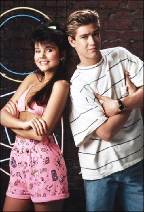 Zack Amp Kelly Saved By The Bell ThrowBackThursday TBT