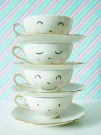 Cute tea cups!