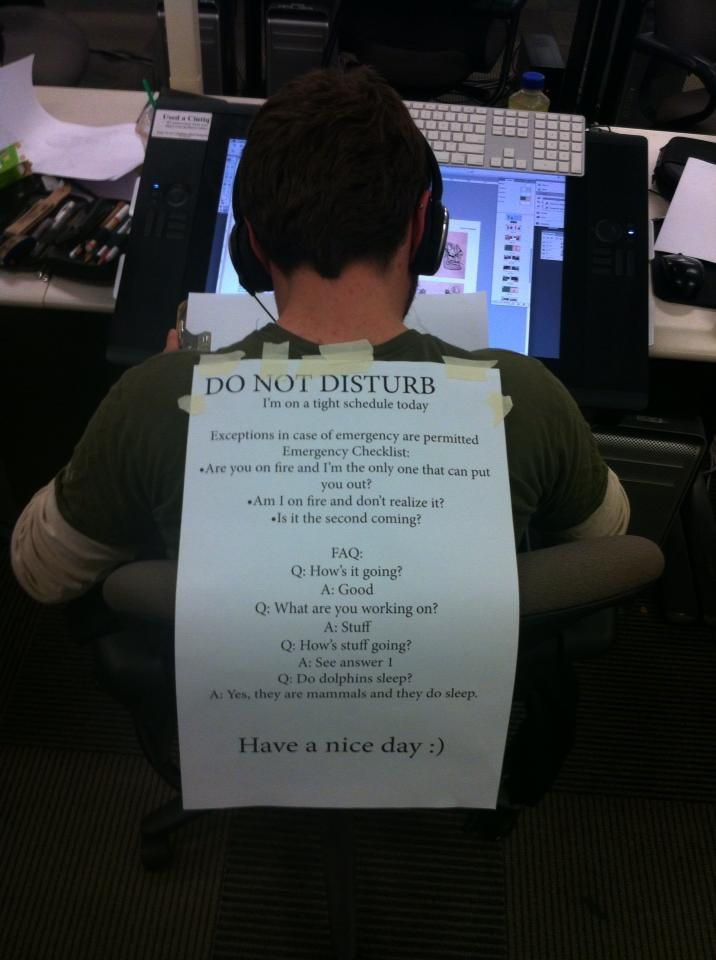 30 of the Best Sarcastic and PassiveAggressive Office Signs