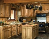 Tuscan kitchen cabinets