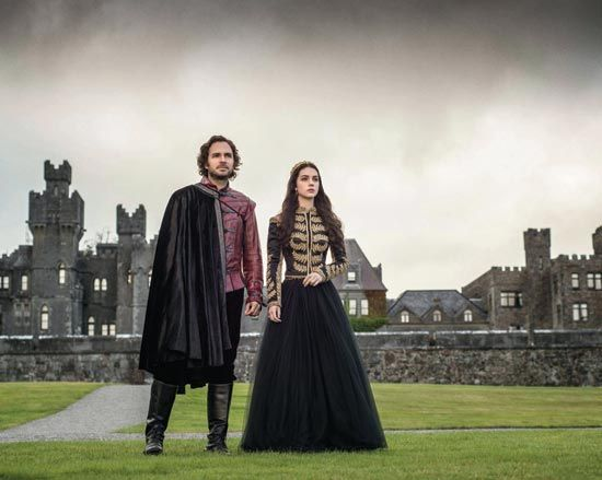 "When ""Reign's"" costume designer Meredith Markworth-Pollack began working on the show, the idea was to create, ""something slightly different to the costume dramas we had seen so far, especially because of the demographic of The CW, and bring in the element of contemporary fashion."""