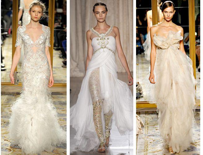 Blake Lively's Wedding Dress: Marchesa Designer Georgina