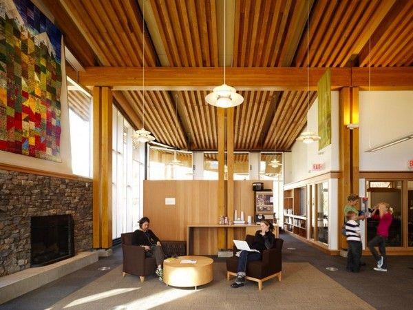 Community Living Room, Whistler Public Library