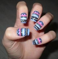 Pin by Bailey on Really cute nail designs | Pinterest